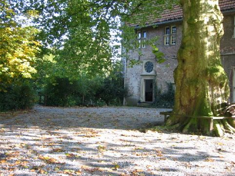 Haus Loburg Innenhof