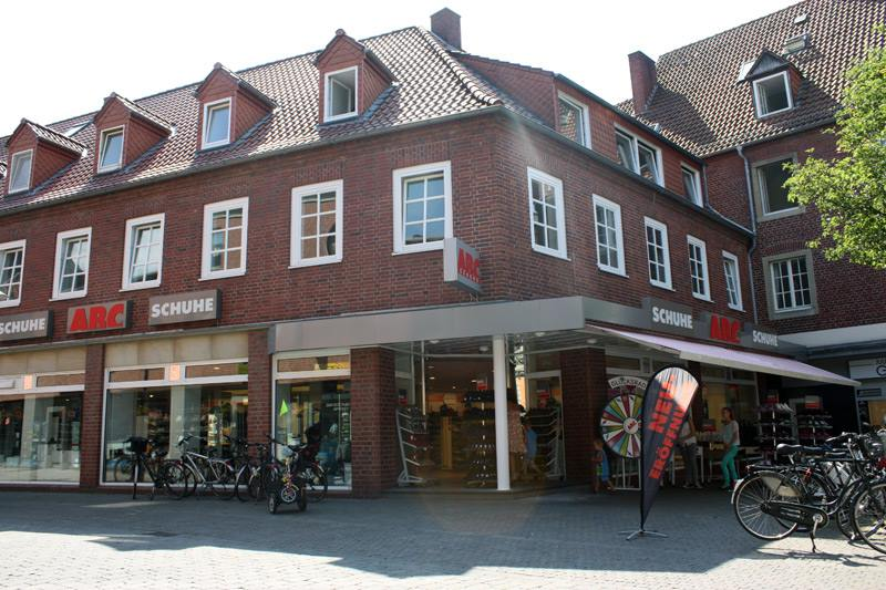 ABC SCHUHE Coesfeld Einkaufen Stadt Coesfeld